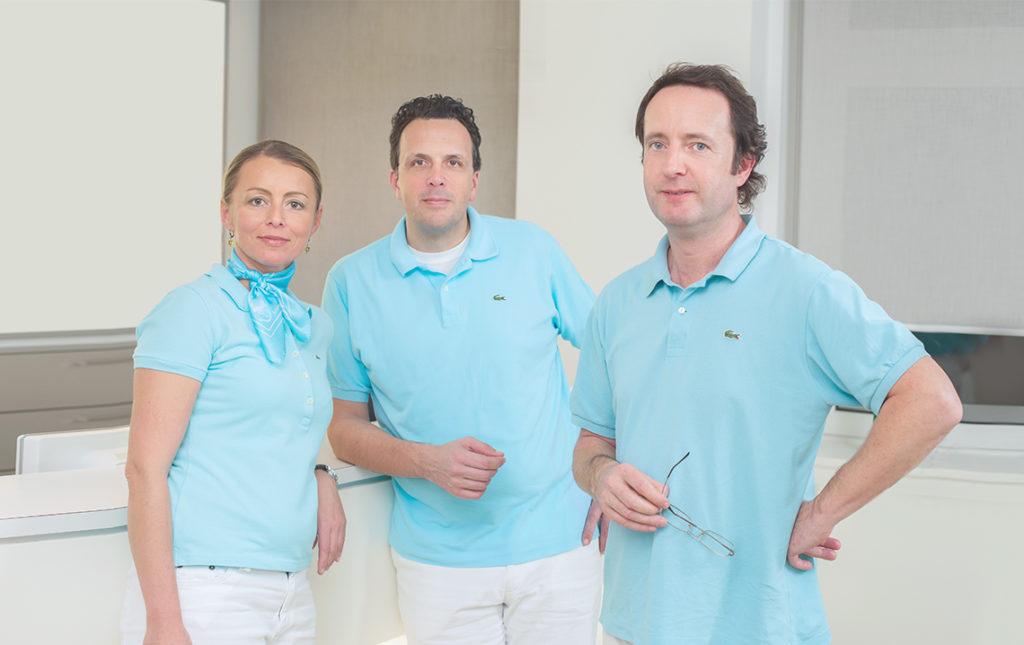 Zahnarzt Rheinberg Teamfoto