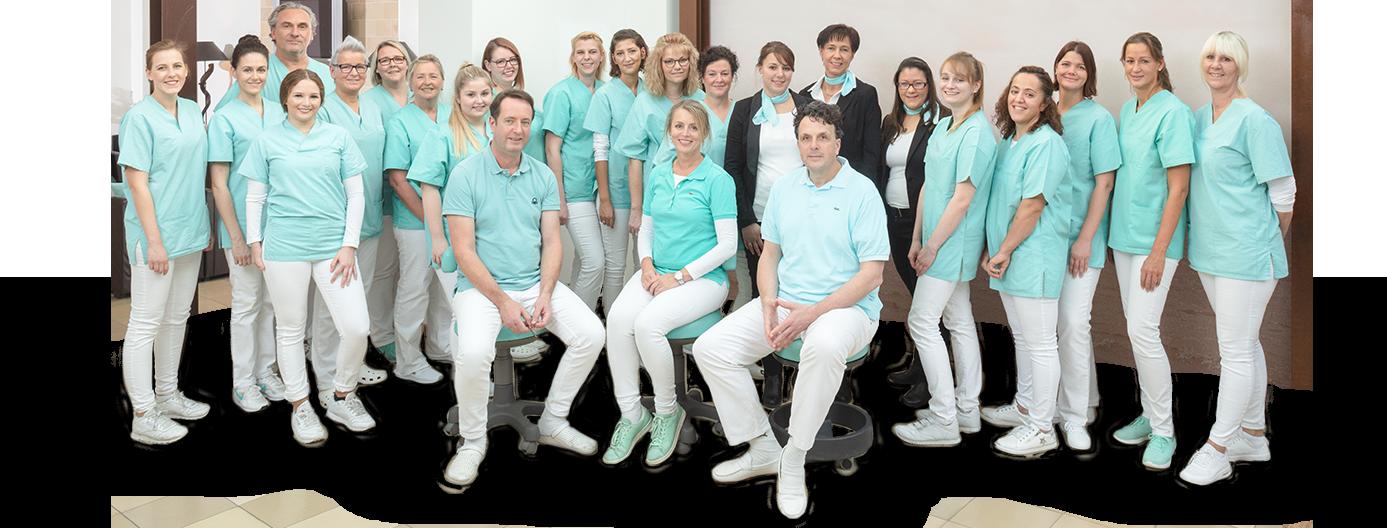 Meine Zahnärtze in Rheinberg, das Team
